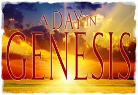 Genesis 1 a day