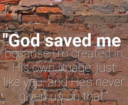 Genesis 1 God save me