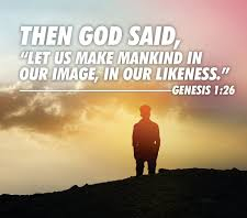 Genesis 1 in our image