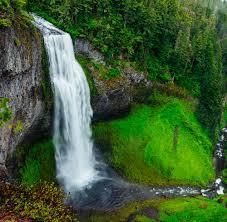 Genesis 1 waterfalls