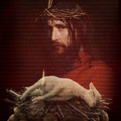 Genesis 3 lamb of God