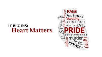 Genesis 4 heart matters