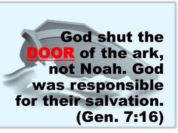 Genesis 7 16