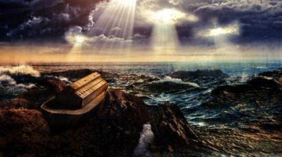 Genesis 8 flood