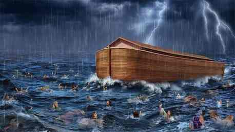 Genesis 8 people drowning