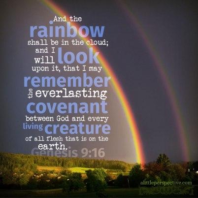 Genesis 9 covenant reset
