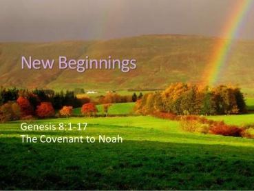 Genesis 9 new