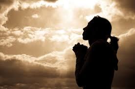 John 16 pray