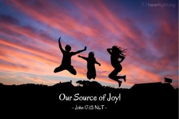 John 17 joy