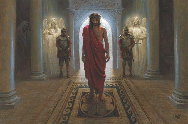 John 19 angels