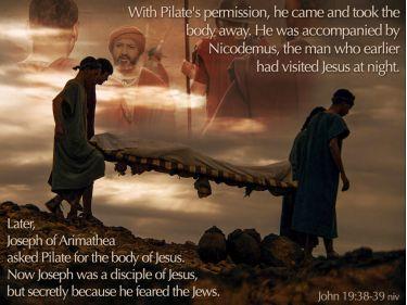 John 19 Joseph