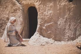 John 20 the tomb
