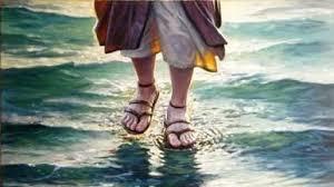 John 6 walking on water