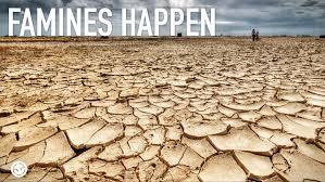 Genesis 12 famines happen