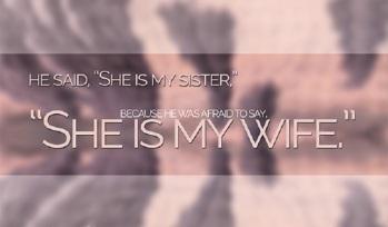 Genesis 12 sister