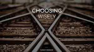 Genesis 14 choosing wisely