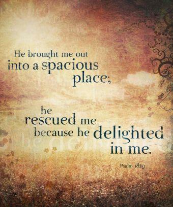 Genesis 14 rescued me
