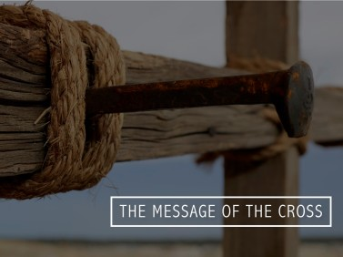 Genesis 15 the cross message