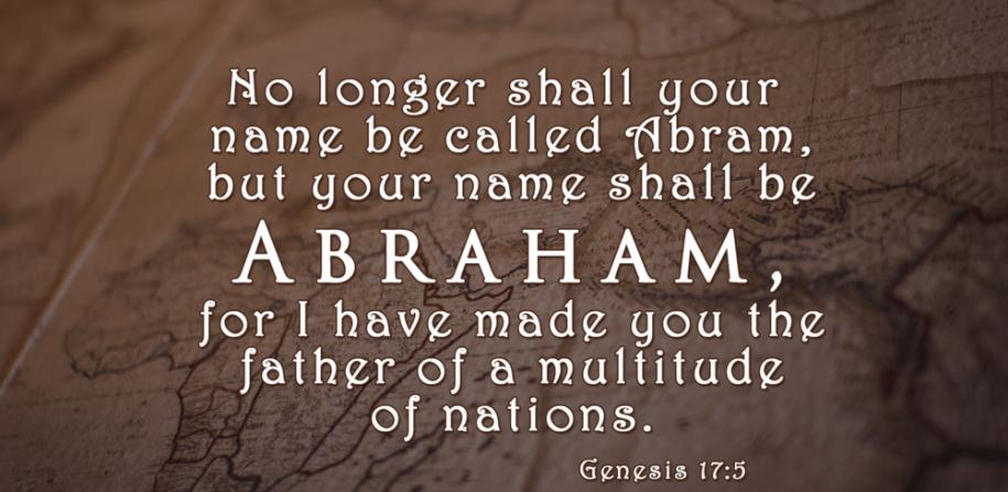 Genesis 17 Abraham