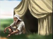 Genesis 17 abram tent