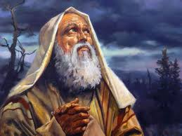 Genesis 18 Abraham pleading