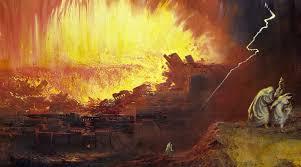Genesis 19 fire