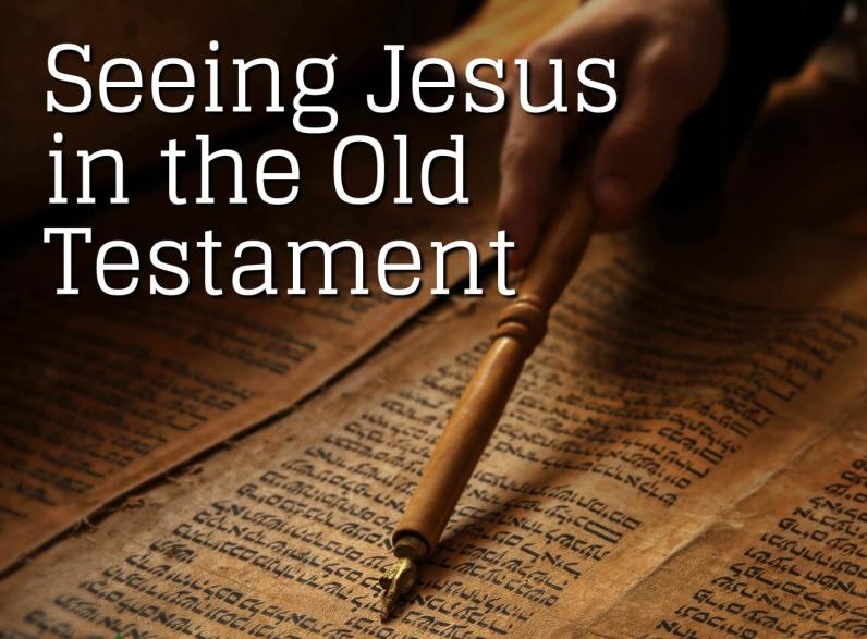 Genesis 21 Seeing Jesus