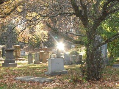 Genesis 23 cemetery