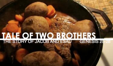 Genesis 25 brothers