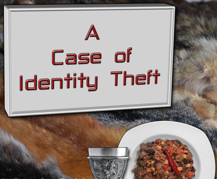 Genesis 27 identity theft