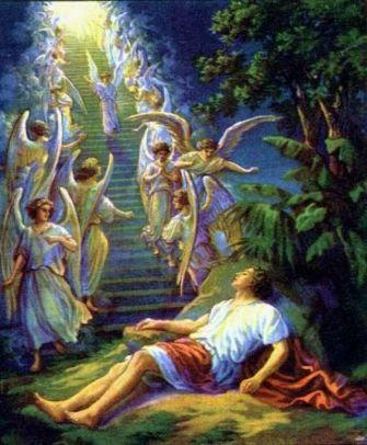 Genesis 28 angels