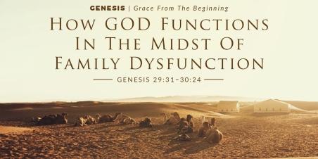 Genesis 29 God