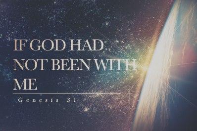 Genesis 31 God