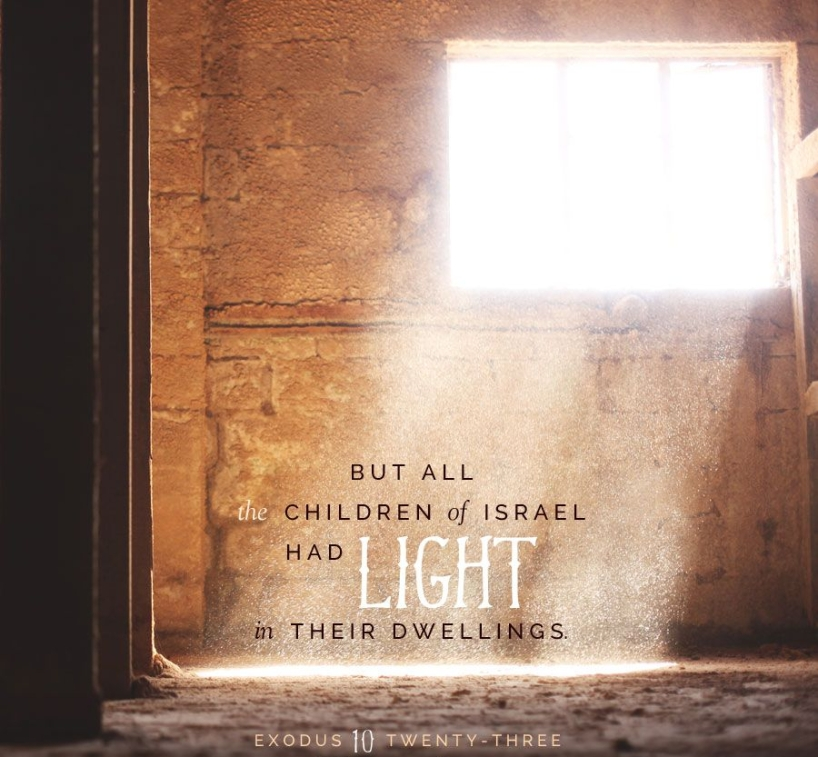 Exodus 10 Light