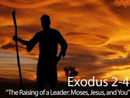 Exodus 2 raising a leader