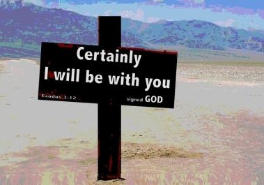 Exodus 3 I will