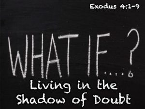 Exodus 4 what if I