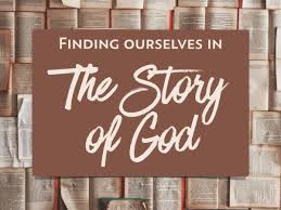 Genesis 32 Gods story we find ourselves