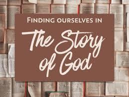 Genesis 32 Gods story we find ourselves