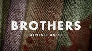 Genesis 34 brothers