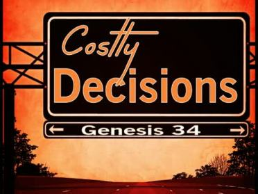 Genesis 34 costly