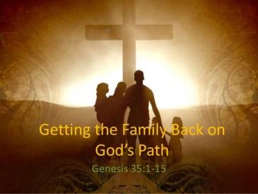 Genesis 35 family