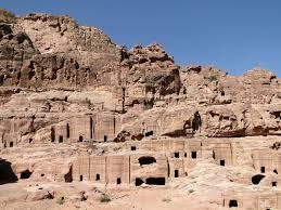 Genesis 36 Edom village ruins