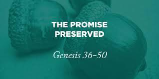 Genesis 36 promise