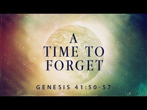 Genesis 41 foget