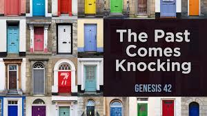 Genesis 42 knocking