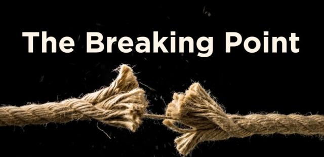 Genesis 44 breaking point