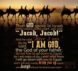 Genesis 44 God
