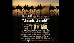 Genesis 46 God