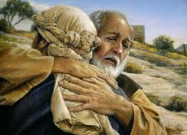 Genesis 46 reunited with Joseph
